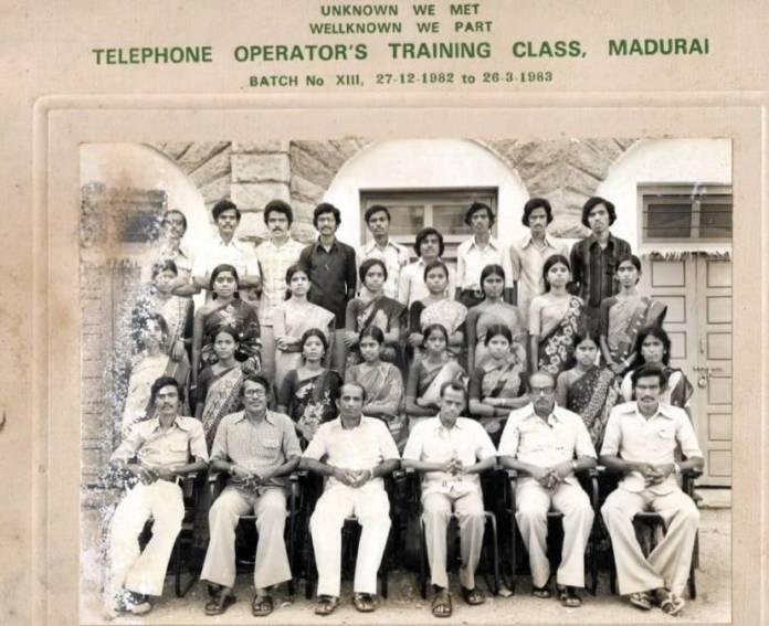vivek in telephone operator n madurai